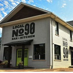 Local No 90 Bar Kitchen Bars 90 Mill St N Port Hope On