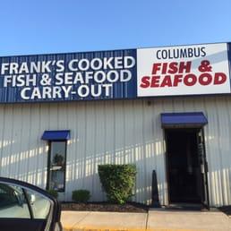 Franks fish and seafood market 125 foton 104 for Franks fish market