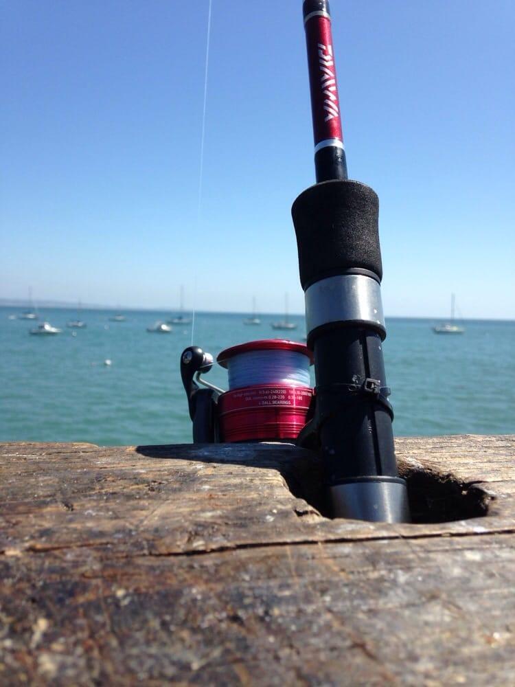 Fishing yelp for Capitola fishing report