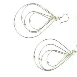 Photo Of Pangea Collection Oakville On Canada Handmade Silver Jewelry Earrings From