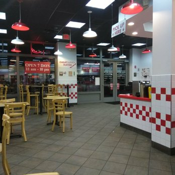 Five Guys - 48 Photos & 66 Reviews - Burgers - 701 Frank E Rodgers