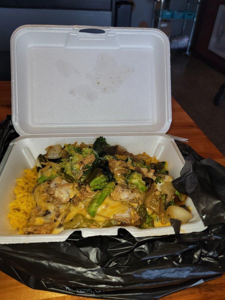 The Stir Fry Grill: 103 Garysburg Rd, Gaston, NC