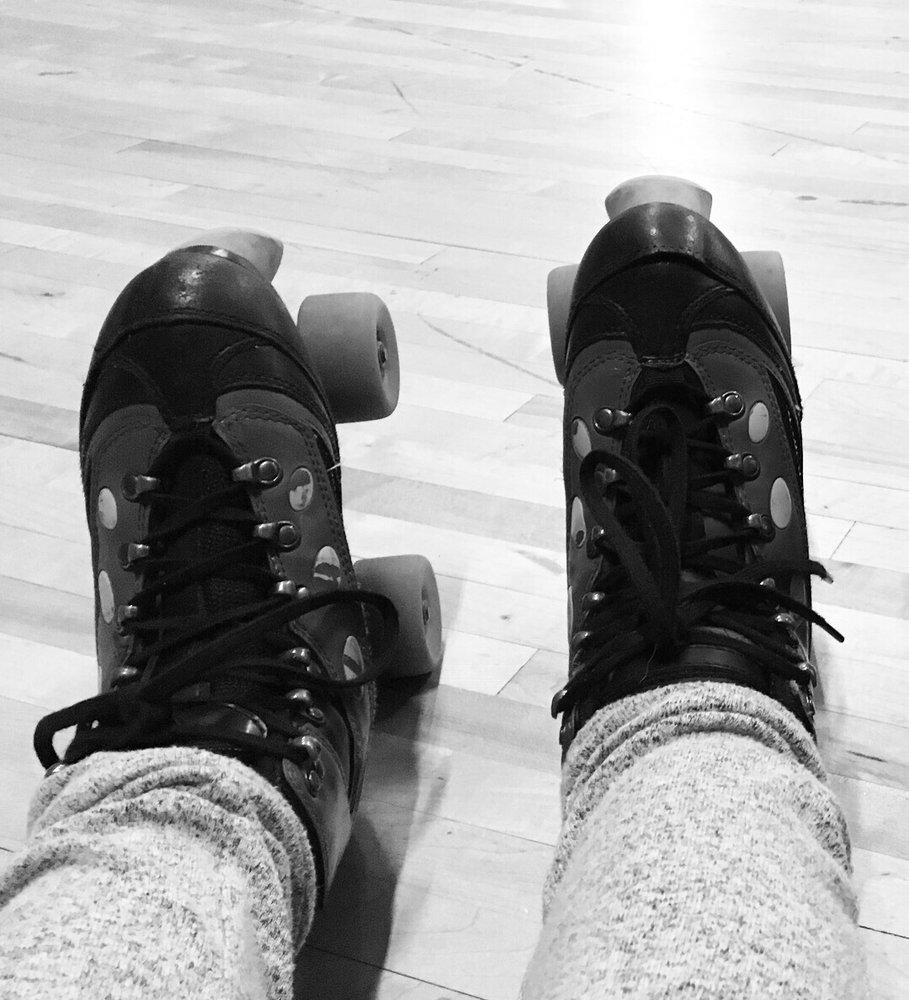Skate N Fun Zone: 7878 Sudley Rd, Manassas, VA