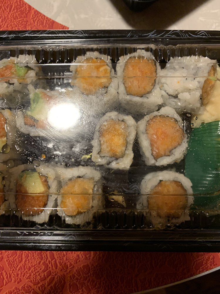 Food from Ichiban