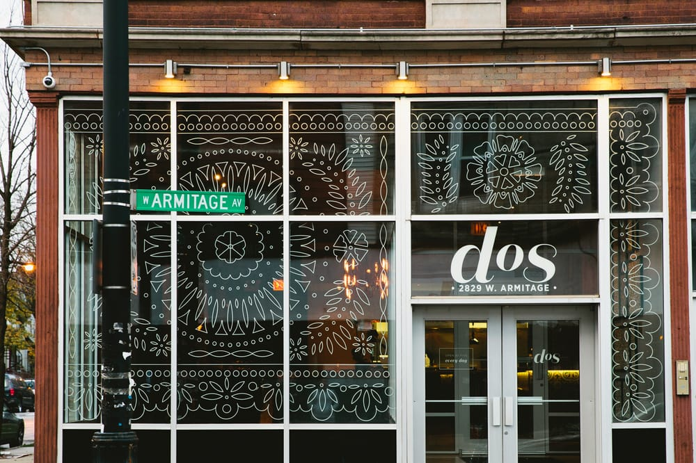 Dos Urban Cantina: 2829 W Armitage Ave, Chicago, IL