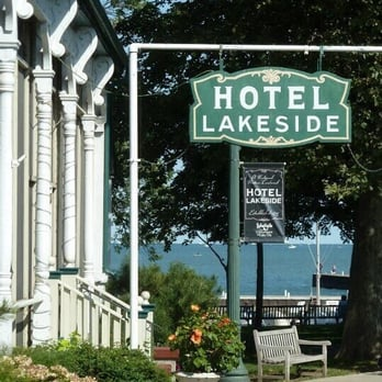 Photo Of Lakeside Marblehead Oh United States Entrance To Hotel