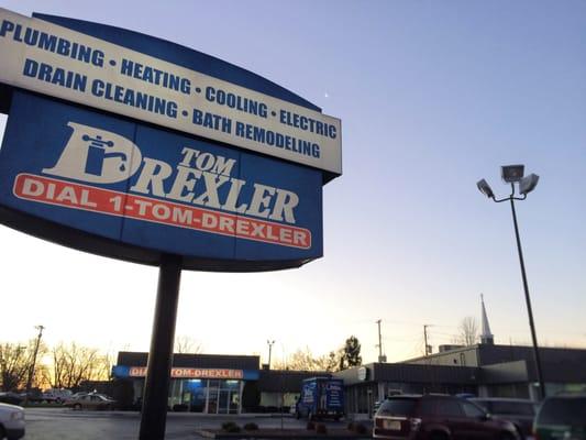 Tom Drexler Plumbing Bardstown Rd Louisville KY Plumbers - Tom drexler bathroom remodel