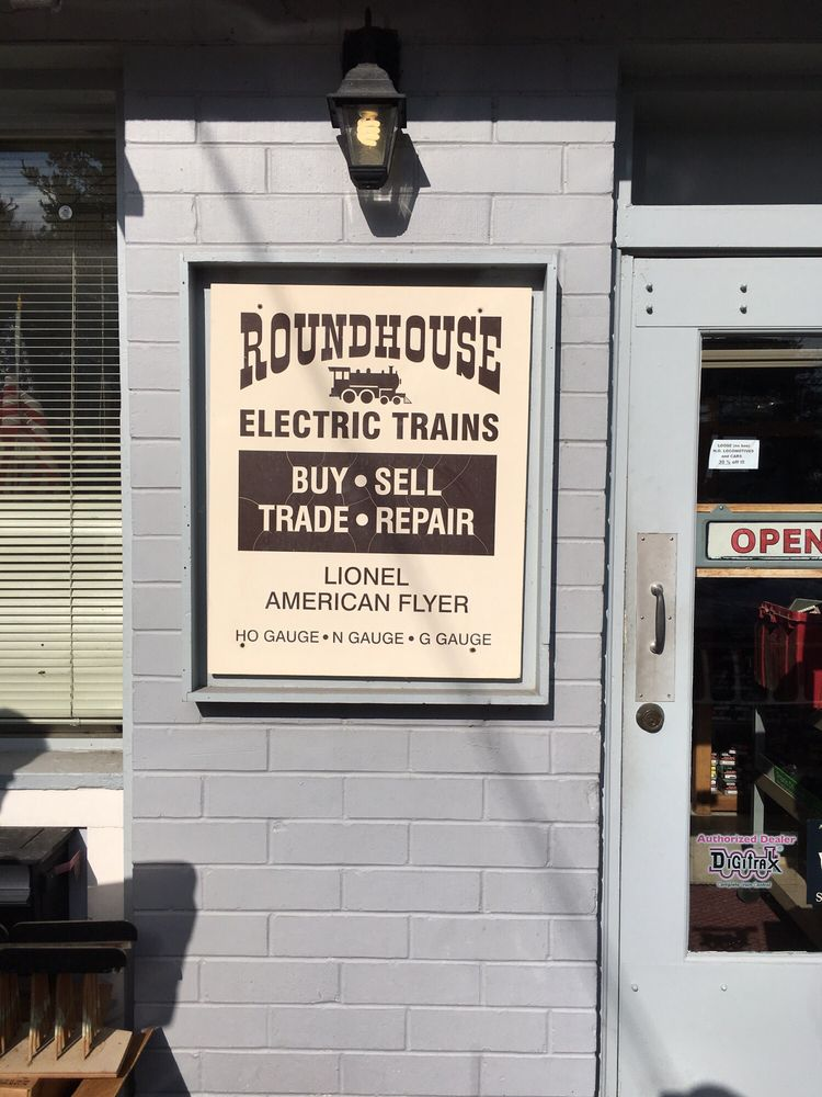 Roundhouse Electric Trains: 4870 Brownsboro Rd, Windy Hills, KY