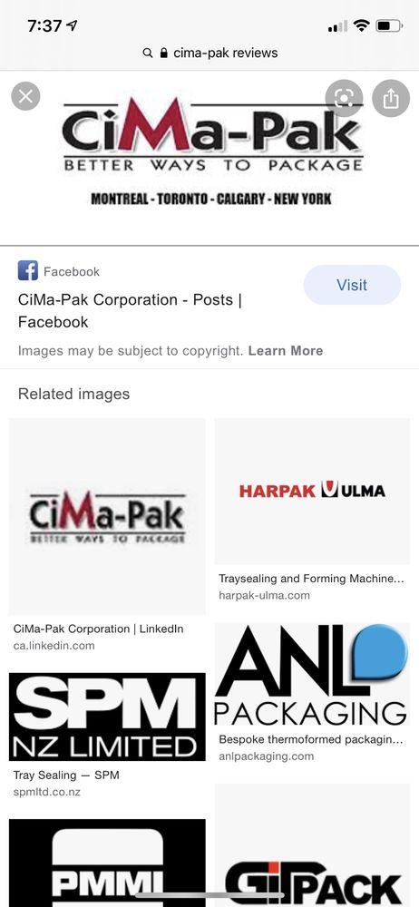 CiMa-Pak Corporation: 2330 State Rte 11, Mooers, NY