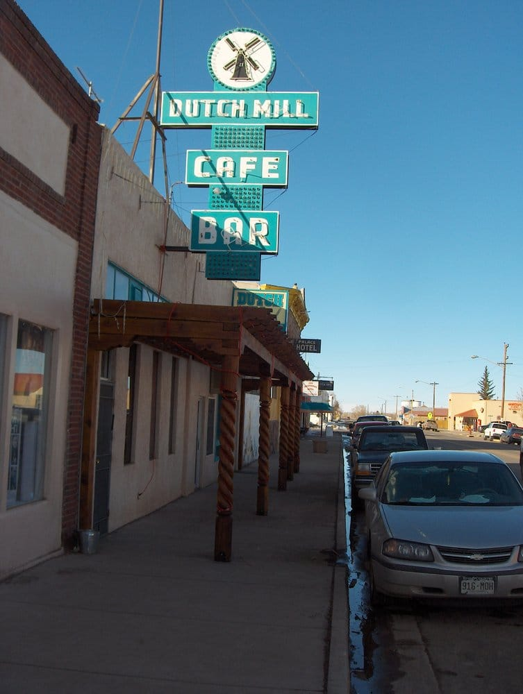 Dutchmill Bar: 407 1/2 Main St, Antonito, CO
