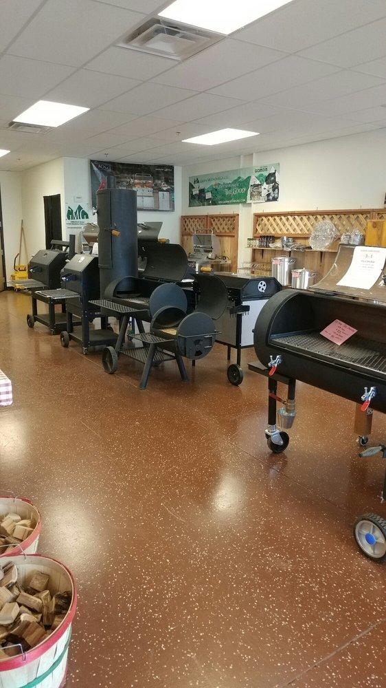 Fruita Wood & BBQ Supply: 2297 Tall Grass Rd, Grand Junction, CO