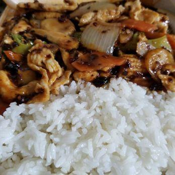 Dragon Chinese Food Flower Mound