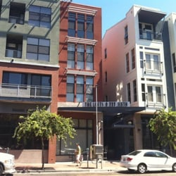 Lofts at 777 sixth ave flats 777 6th ave gaslamp san - Loft industriel san diego californie ...
