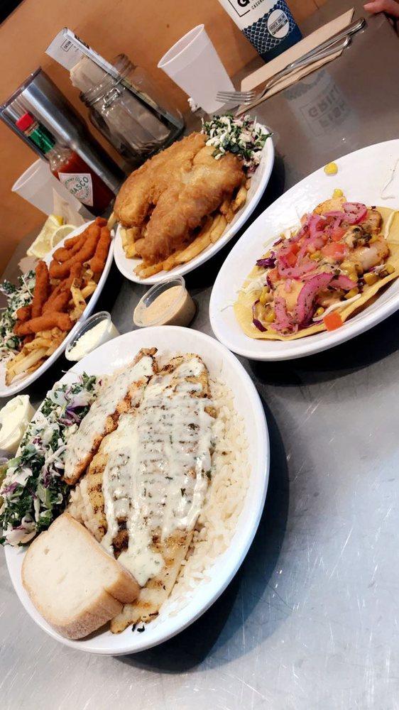 California Fish Grill - (New) 679 Photos & 383 Reviews