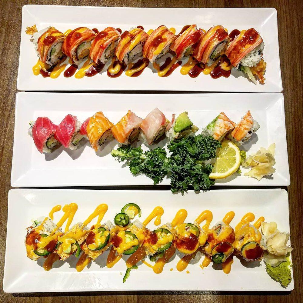 SushiBox: 886 W Rusk St, Rockwall, TX