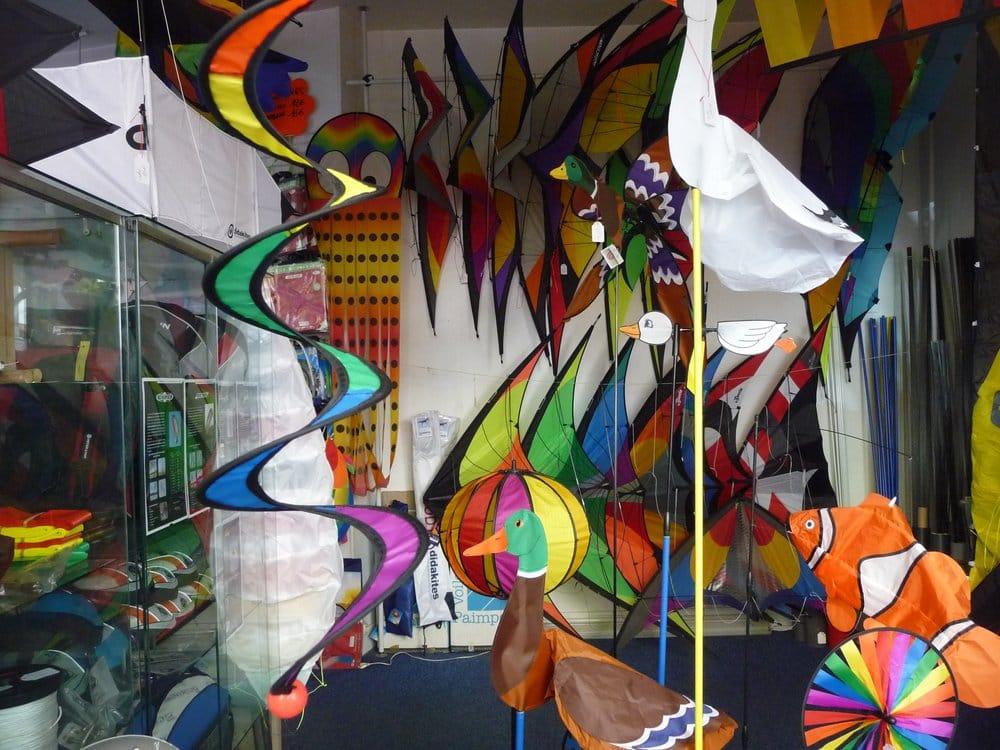 La maison du cerf volant magasin de loisirs 7 rue de - Magasins loisirs creatifs paris ...