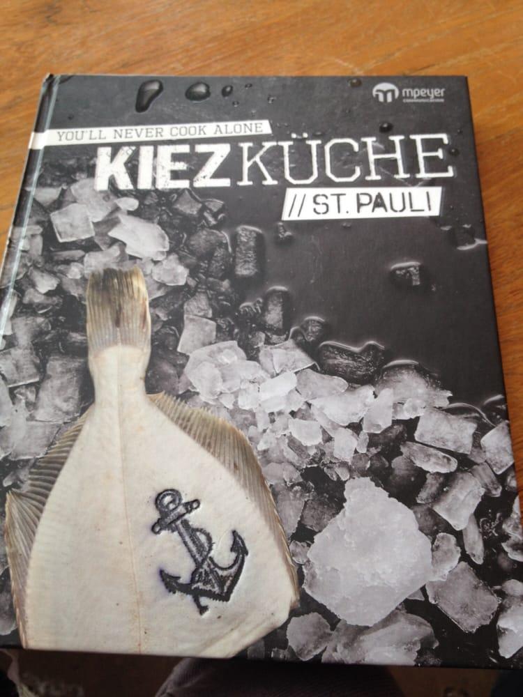 Photo Of Kopiba   Hamburg, Germany. Kiez Cookbook In Book Corner