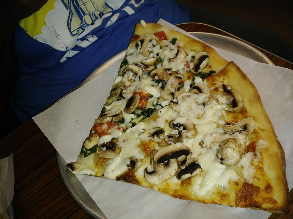 New York New York Pizza: 5509 E Fowler Ave, Temple Terrace, FL