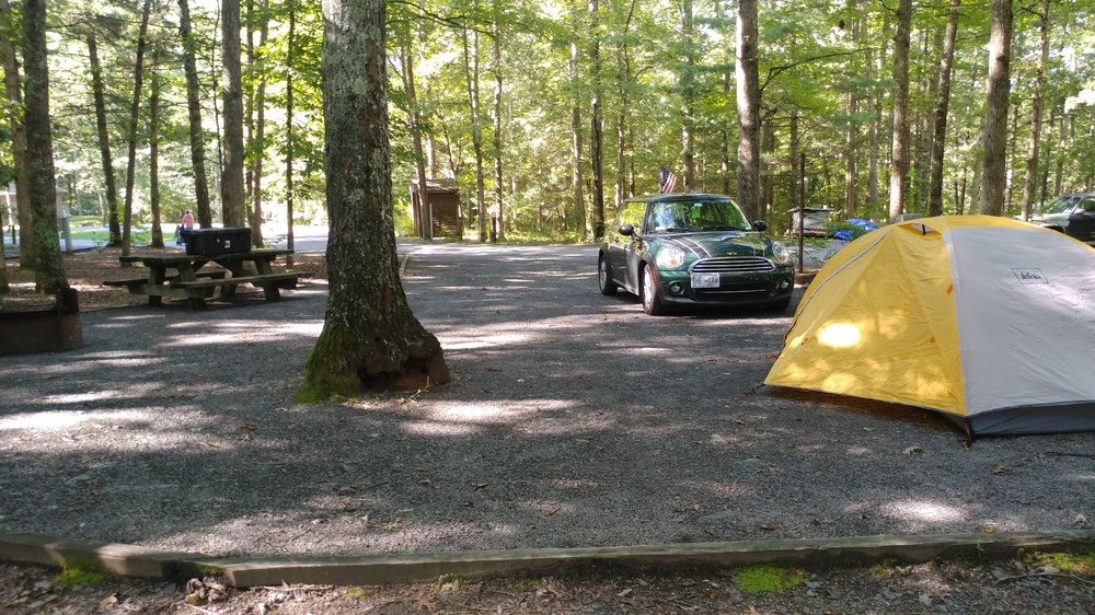 Bolar Mountain Recreation Area: 756 Twin Ridge Dr, Warm Springs, VA