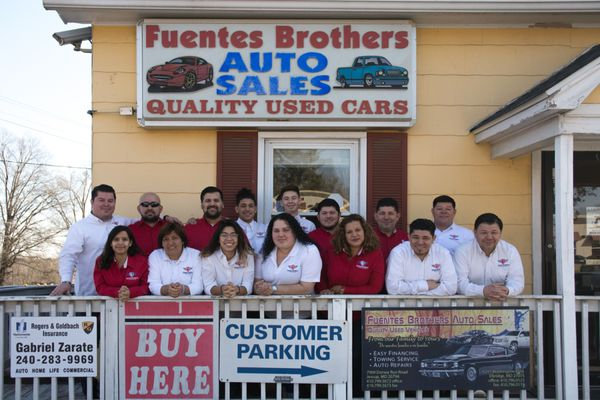 Brothers Auto Sales >> Fuentes Brothers Auto Sales 7909 Dorsey Run Rd Jessup Md Auto