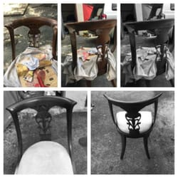 Photo Of Able Furniture Repair   Palm Coast, FL, United States. Chair That