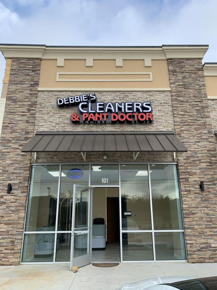 Debbie's Cleaners: 701 E Debbie Ln, Mansfield, TX