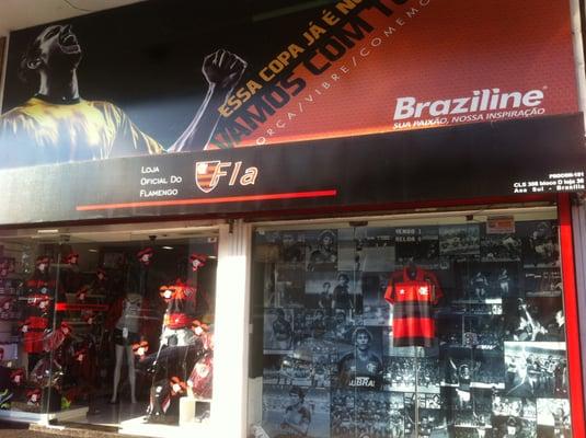 3830d5f75 Fla Loja Oficial do Flamengo - Artigos Esportivos - CLS 308 BL D lj ...