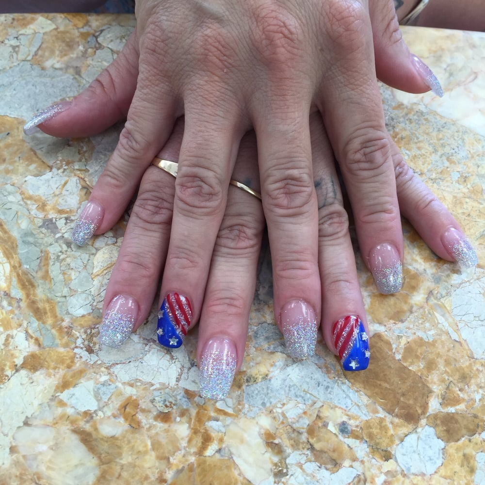 Nails Done By Holly And Richard