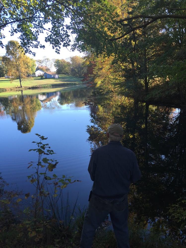 Spring haven farm fishing 13217 lovett ln boston va for Fish farm near me