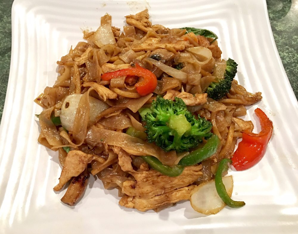 Noots Thai Kitchen Victoria Menu