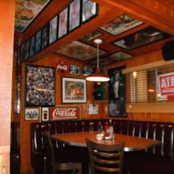 Photo Of Harbor House Cafe   Sunset Beach, CA, United States. Comfy Nooks