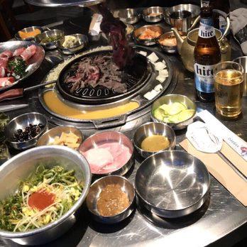 Daebak Korean Bbq 778 Foto 438 Ulasan Korea 2017 S