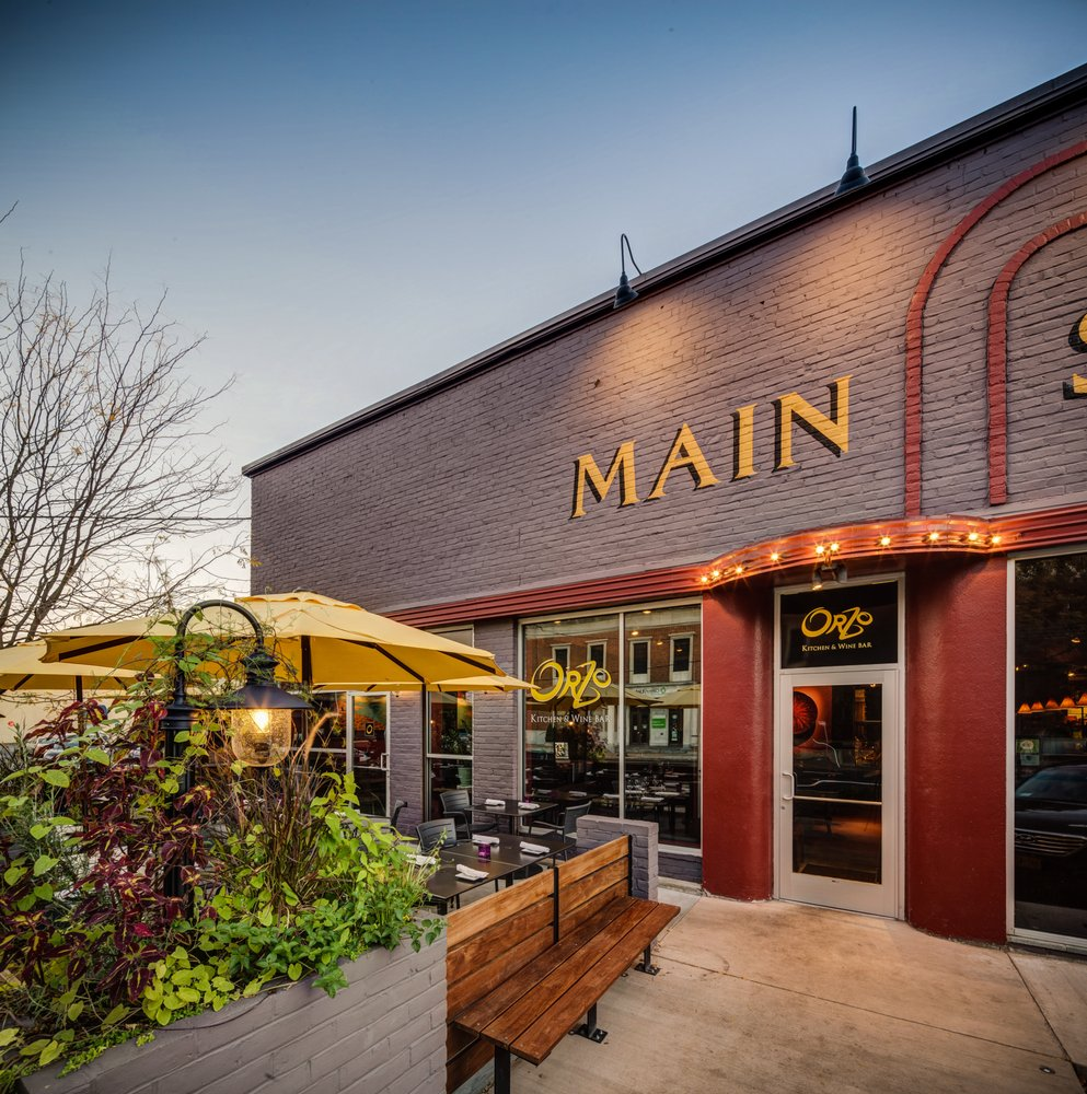Social Spots from Orzo Kitchen & Wine Bar
