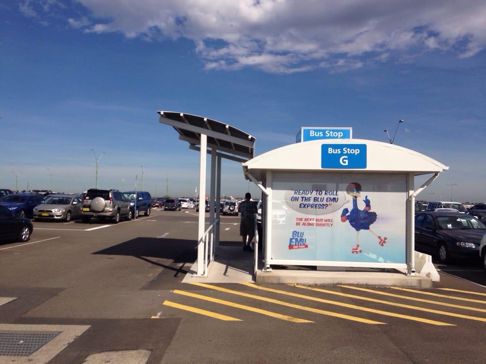 Emu Car Park Sydney Airport
