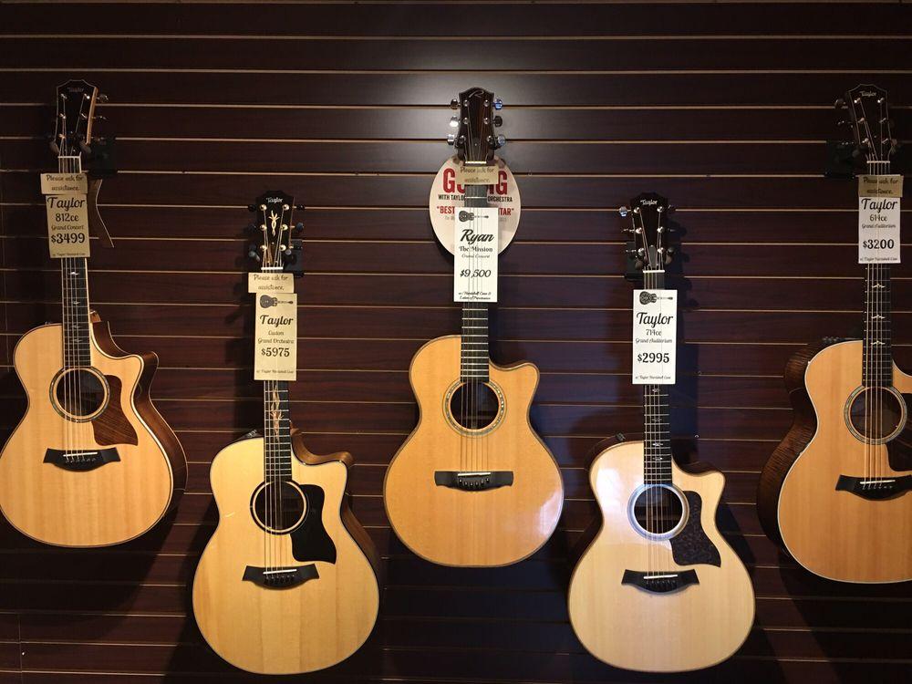 Gray Dog Guitars: 141 N Cortez St, Prescott, AZ