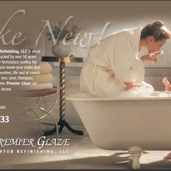 Photo Of Premier Glaze Bathtub Refinishing   Portland, OR, United States.  Premier Glaze