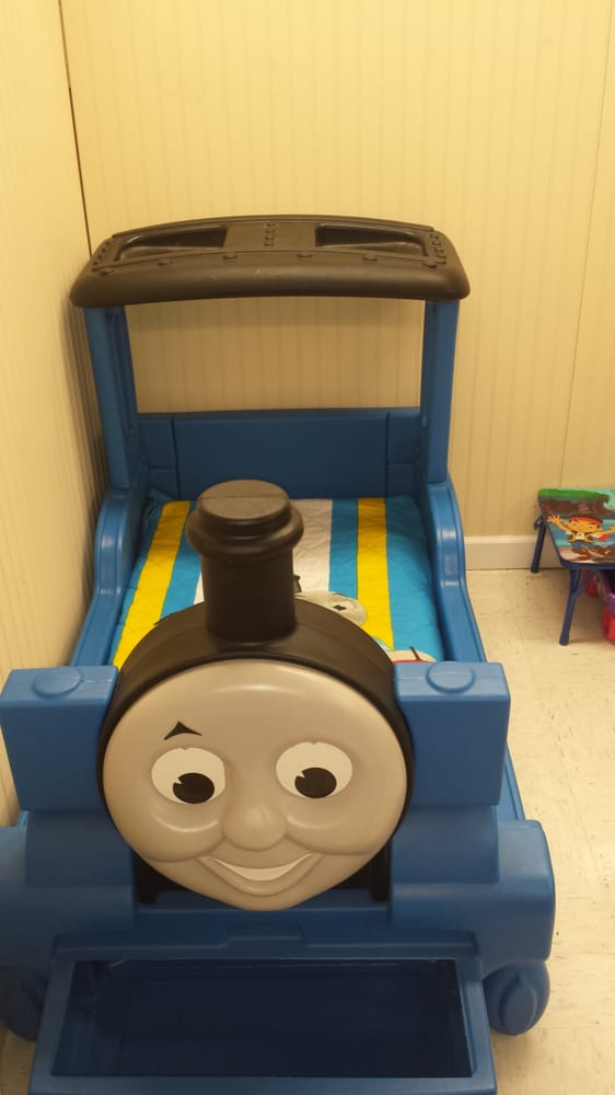 Thomas the Train Bed - Yelp
