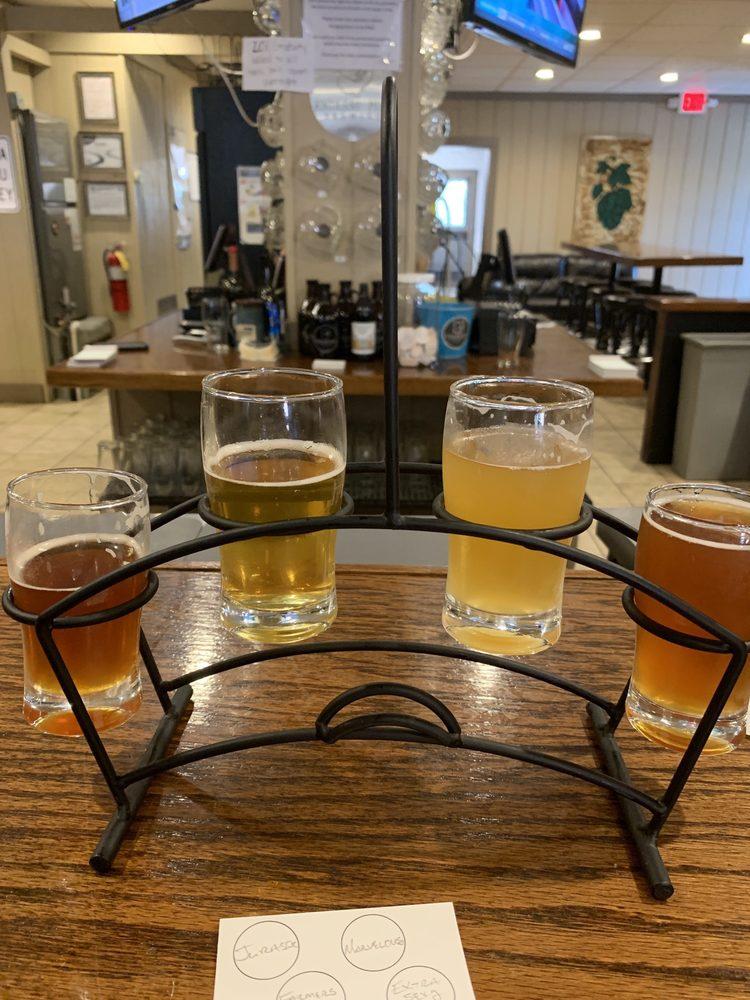 Endless Pint Brewing: 39 E Main St, Versailles, OH
