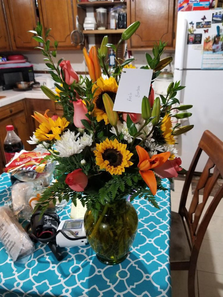 Oralia Flowers And Gifts: 401 N Cage Blvd, Pharr, TX