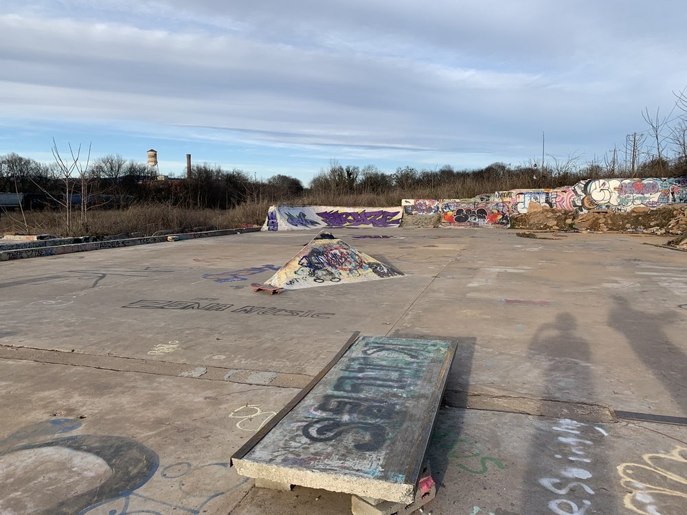 Poe Mill Skatepark: 220 A St, Greenville, SC