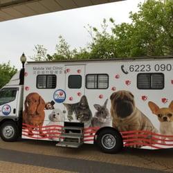 Pets Central Park Island Mobile Clinic Vets 8 Pak Lai Rd 馬灣