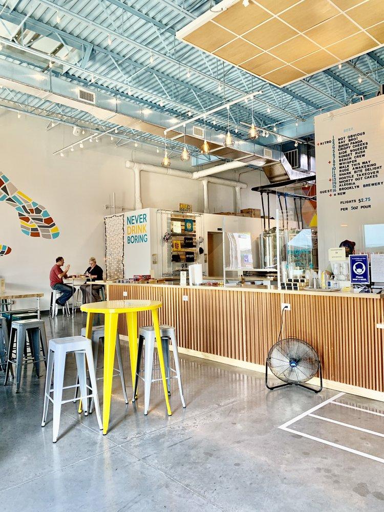 Anecdote Brewing Company: 321 Gulf Blvd, Indian Rocks Beach, FL
