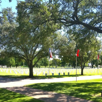 photo of texas state cemetery austin tx united states