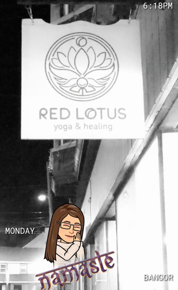 Red Lotus Yoga & Healing: 20 Broadway, Bangor, PA