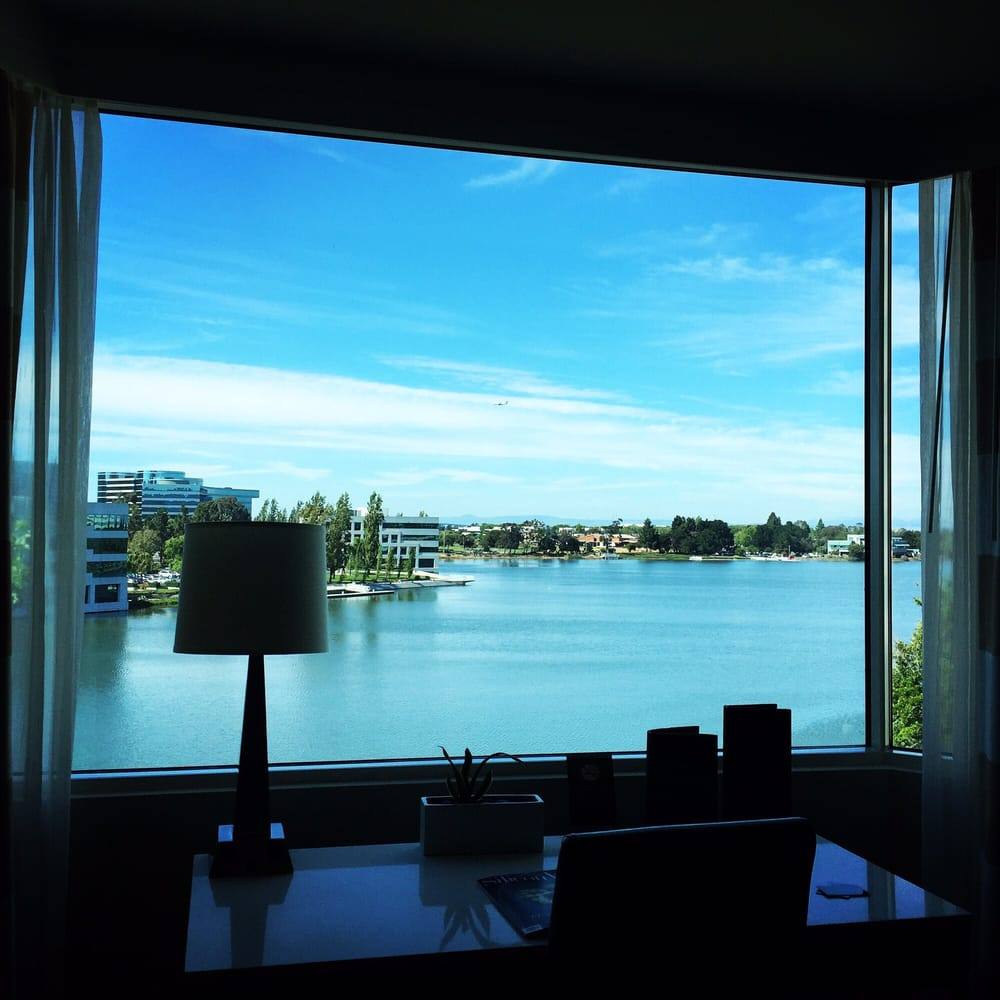 Rentals In Sf Bay Area: Our Luxury Lagoon View Room.