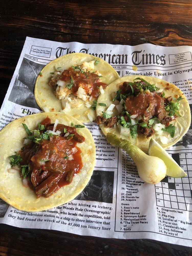 Diablos Tacos & Mezcal: 528 Centra Ave, Hot Springs, AR