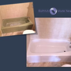 Exceptional Photo Of Bathtub Made New   Rochester, NY, United States. Tub And Tile