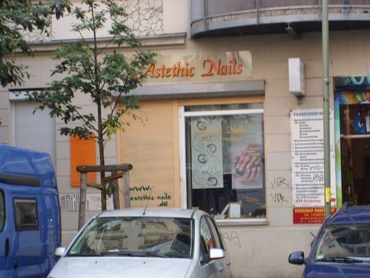 U00c4stesthik Nails - GESCHLOSSEN - Nagelstudio - Samariterstr. 12 Friedrichshain Berlin ...