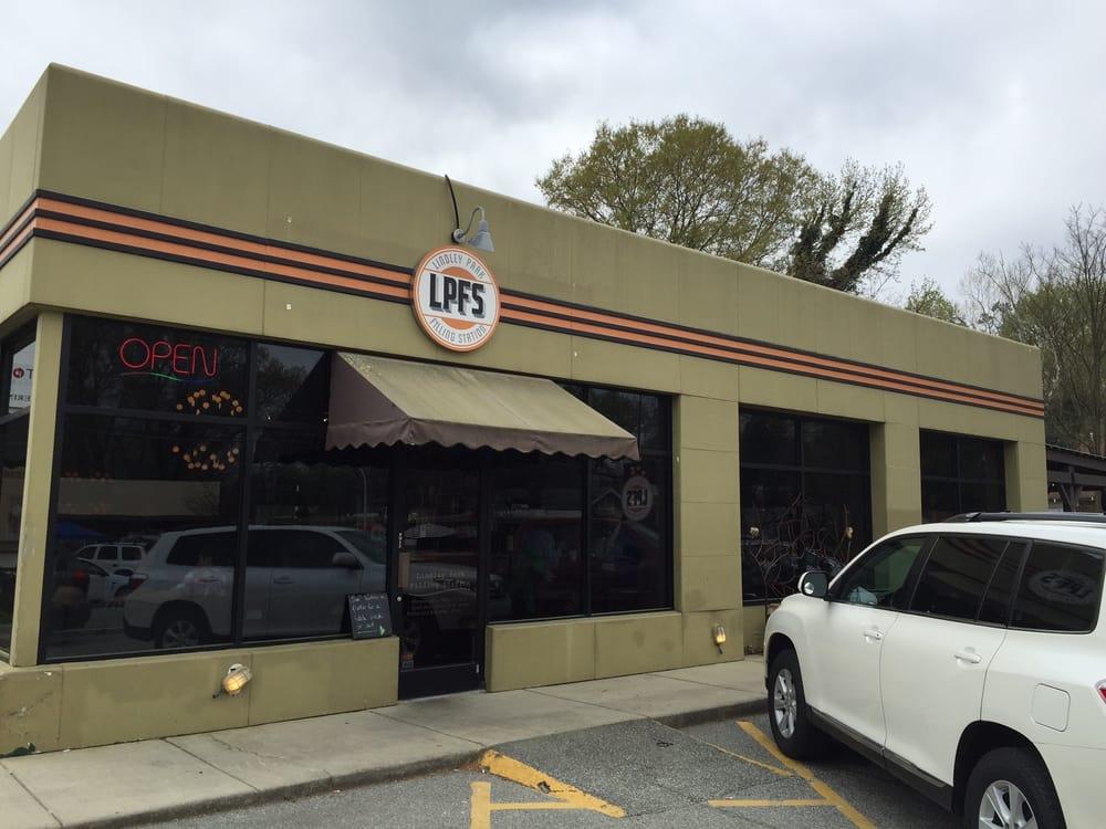 Lindley Park Restaurants Greensboro