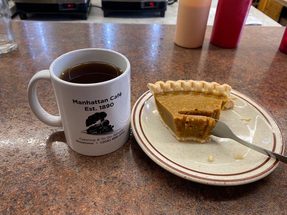 Manhattan Cafe: 133 S Rail St, Shoshone, ID